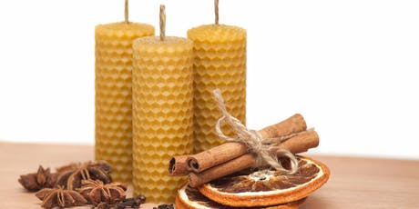 Beeswax Candle Making with Hives & Herbals tickets
