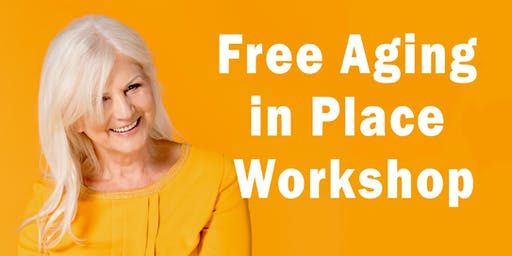 Free Aging in Place Workshop, Perry