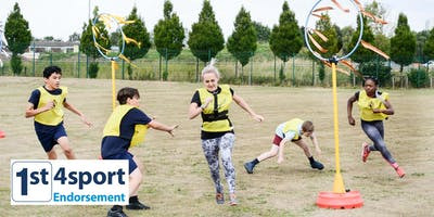 South East - Introduction to Quidditch - Certification