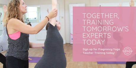 Full Pregnancy Yoga Teacher Training - 100hr tickets