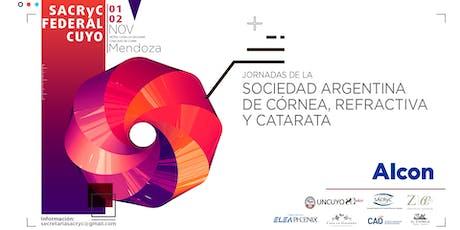 Streaming Jornadas de la Sociedad Argentina de Córnea, Refractiva y Catarat entradas