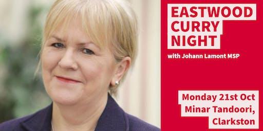 Curry Night w/ Johann Lamont MSP