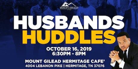 Husband's Huddle tickets
