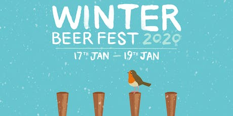 WINTER BEER FEST 2020 tickets