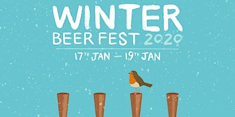 WINTER BEER FEST 2020 tickets