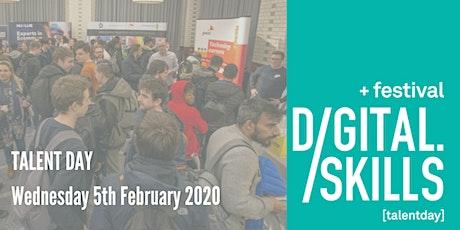 Talent Day 2020 - STUDENT/JOBSEEKER REGISTRATION tickets