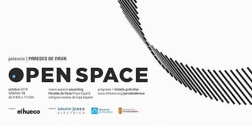 OPEN SPACE | NUEVO ESPACIO COWORKING | PAREDES DE NAVA | PALENCIA