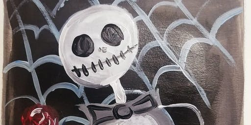 Kids Paint - Skeleton