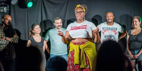 Do The Right Scene's Crash Landing - BAME Improv Class tickets
