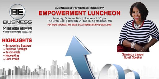 Empowerment Luncheon