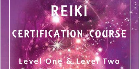 Reiki Certification Course tickets