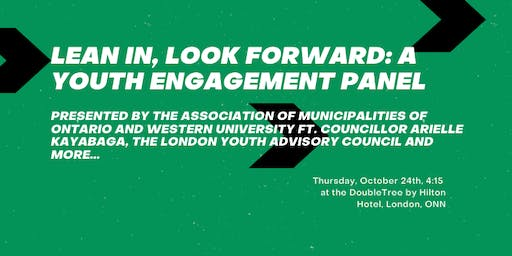 Lean In, Look Forward: A Youth Engagement Panel