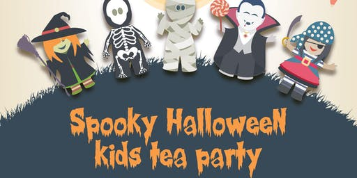 Spooky Halloween Kids Tea Party