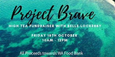 Project Brave High Tea Fundraiser