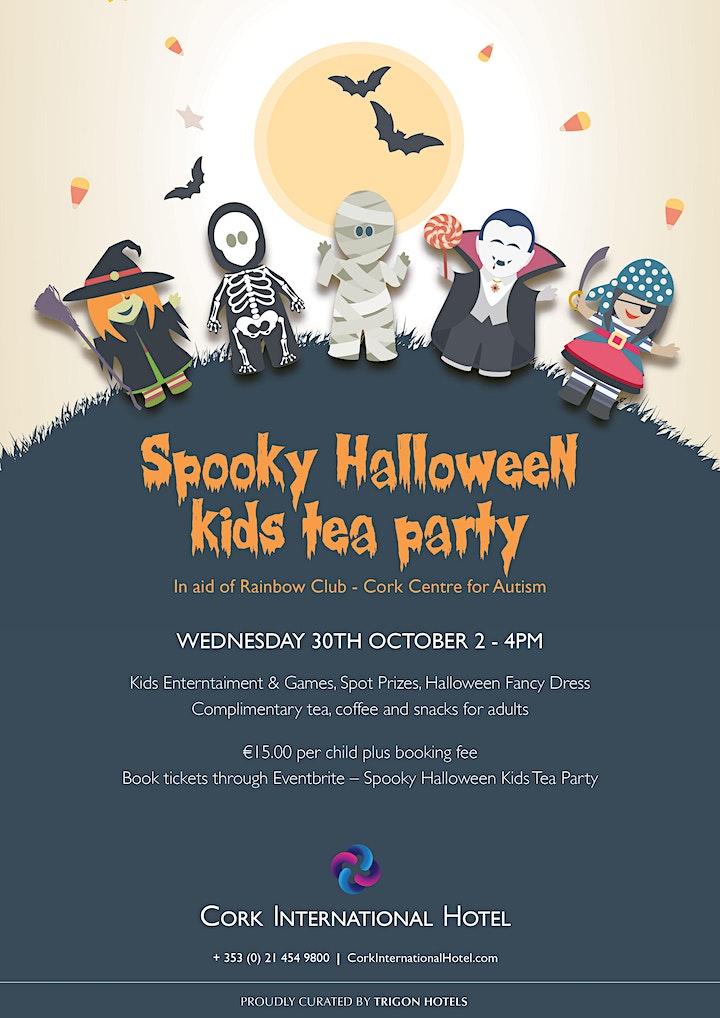 Spooky Halloween Kids Tea Party image
