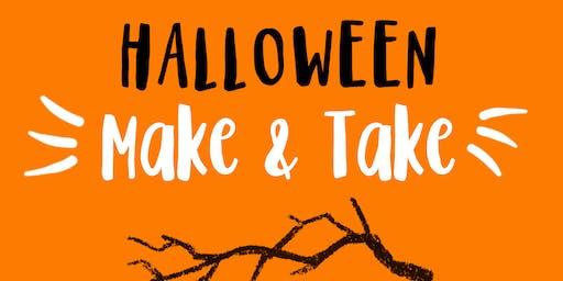 Halloween Essential Oil Make & Take
