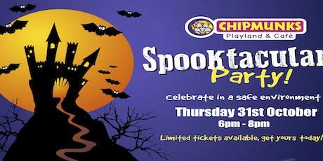 Chipmunks Macquarie Halloween Disco tickets