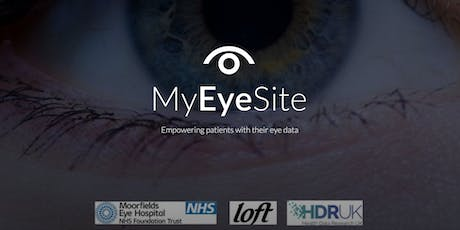 MyEyeSite Event: HealthTech and Your Eyecare tickets