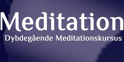Meditation Introworkshop