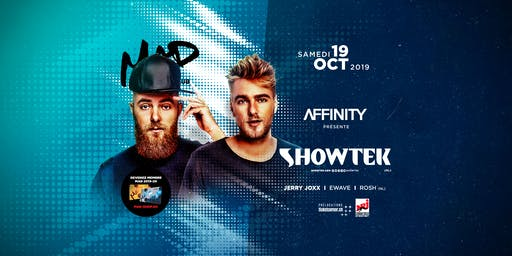 AFFINITY - SHOWTEK (NL)