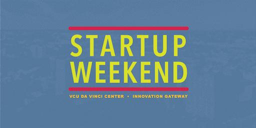 VCU Startup Weekend