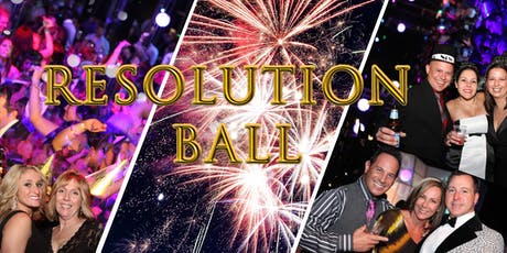 Boston Resolution Ball New Years Eve:  Featuring DJ, Dinner, Dancing - 50% off today tickets