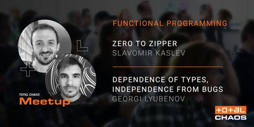 Total Chaos Meetup - Functional Programming group