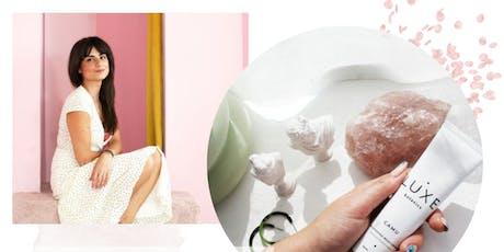 Facial Masterclass with Jennifer Freitas of The Truth Beauty Company tickets