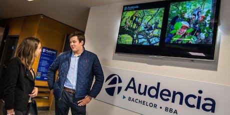 Portes Ouvertes Audencia Bachelor billets
