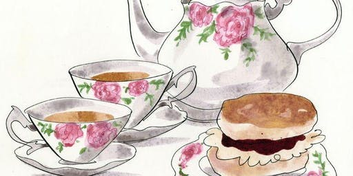 Afternoon Tea with Prosecco, Shopping & Fun, all in aid of Lincoln Foodbank