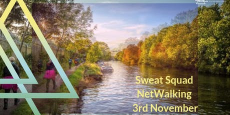 Ush Push - Sweat Squad NetWalking - Thames Path 3rd November tickets