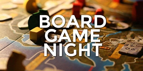 Open English Board Game Night tickets