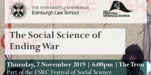 The Social Science of Ending War