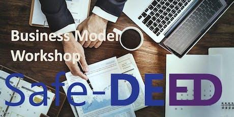 Safe-DEED Business Model Workshop tickets
