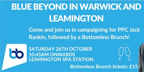 BB Warwick & Leamington Campaign Day &  Brunch tickets