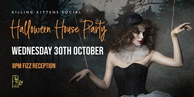 Killing Kittens Social: Halloween House Party