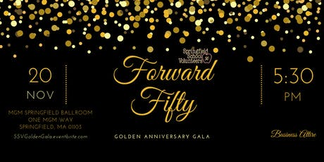 SSV's 50th Anniversary Gala tickets