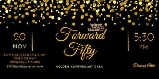 SSV's 50th Anniversary Gala