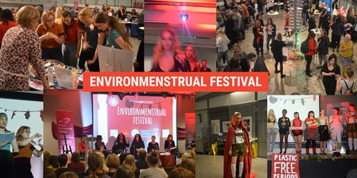 ENVIRONMENSTRUAL FESTIVAL - CELEBRATING THE #PLASTICFREEPERIODS MOVEMENT