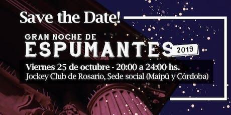 Gran Noche de los Espumantes. The Champagne Night Rosario entradas