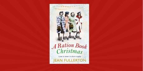 Pen to Print: Meet author Jean Fullerton tickets