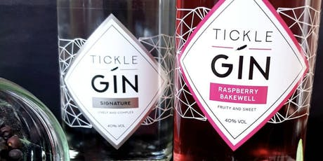 Tickle Gin Exclusive Launch Event tickets