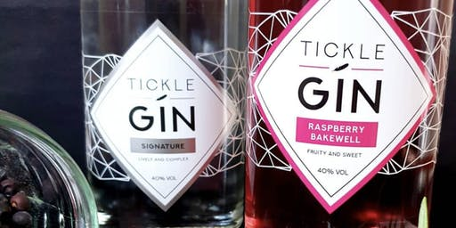 Tickle Gin Exclusive Launch Event