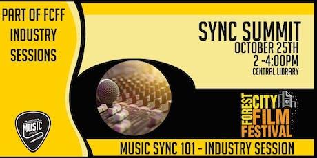 Sync Summit - Music Sync 101 tickets