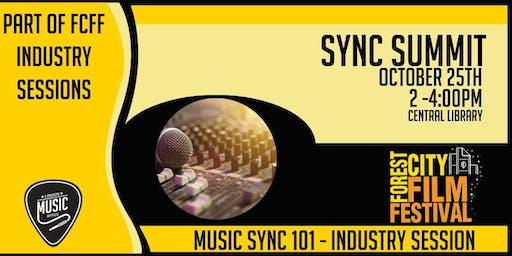 Sync Summit - Music Sync 101