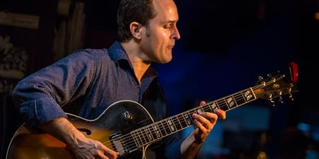 The Jonathan Kreisberg Quartet tickets