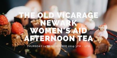 Newark Women's Aid Charity Afternoon Tea