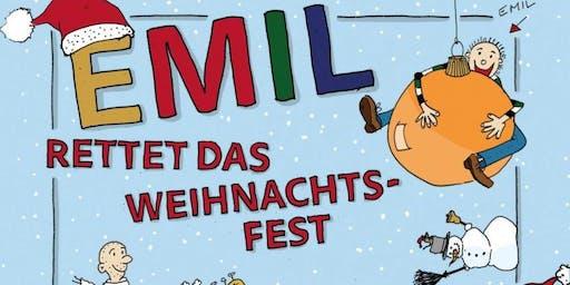 Ich & Herr Meyer: Emil rettet das Weihnachtsfest