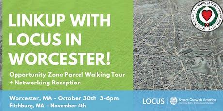 LOCUS LinkUp: Worcester tickets