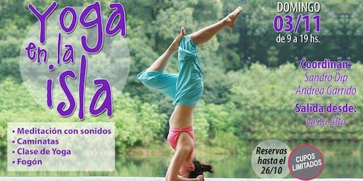 Yoga en la Isla